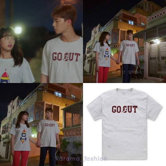 Choi Ae Ra và Go Dong Man - cặp đôi hâm hâm dở dở cũng có gu thời trang hay ho phết nhé! - Ảnh 23.