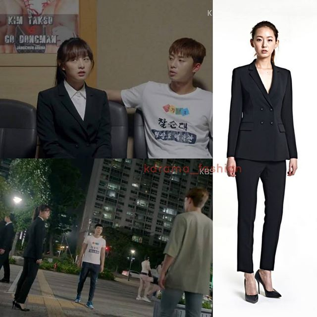 Choi Ae Ra và Go Dong Man - cặp đôi hâm hâm dở dở cũng có gu thời trang hay ho phết nhé! - Ảnh 4.