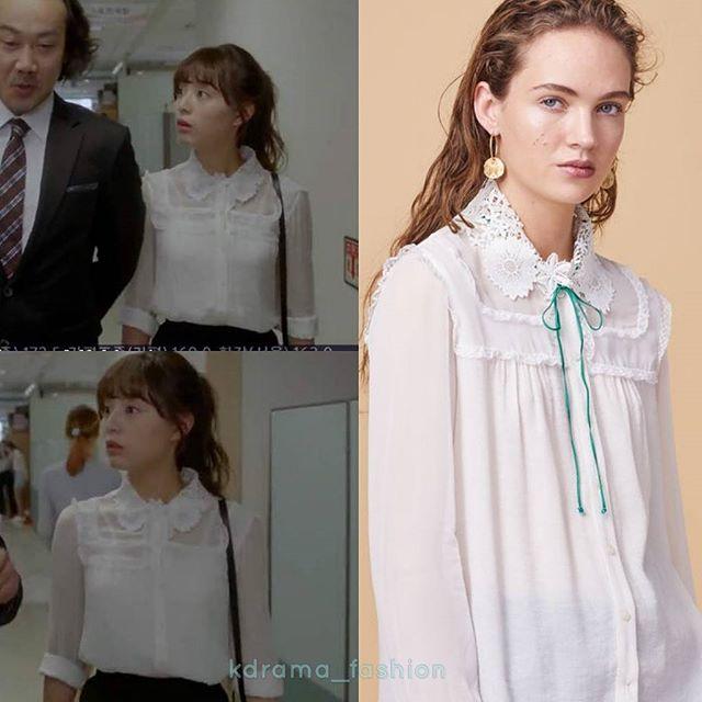 Choi Ae Ra và Go Dong Man - cặp đôi hâm hâm dở dở cũng có gu thời trang hay ho phết nhé! - Ảnh 14.