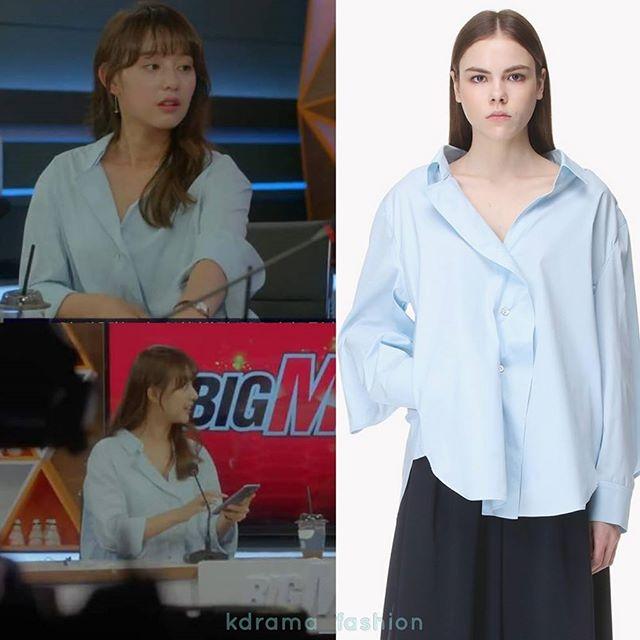 Choi Ae Ra và Go Dong Man - cặp đôi hâm hâm dở dở cũng có gu thời trang hay ho phết nhé! - Ảnh 17.
