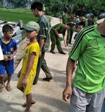 Lạng Sơn: Dân làng bao vây nhóm xã hội đen do con dâu của xã đưa bạn trai về trả thù chồng - Ảnh 4.