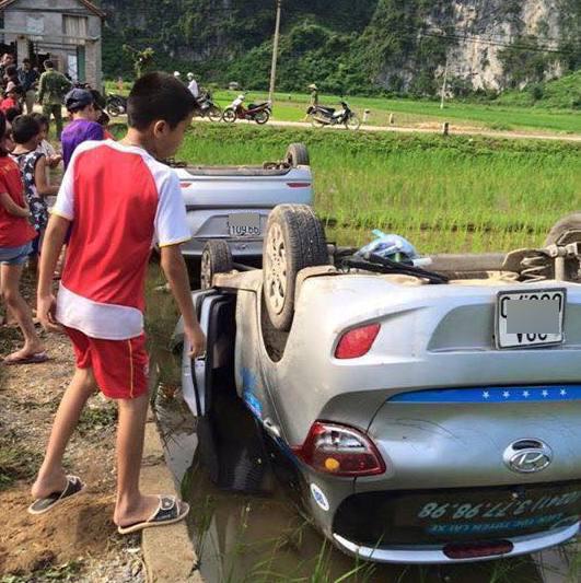 Lạng Sơn: Dân làng bao vây nhóm xã hội đen do con dâu của xã đưa bạn trai về trả thù chồng - Ảnh 2.