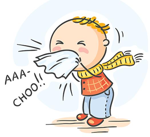Bệnh cảm cúm lúc giao mùa và sự thật bất ngờ ít ai nghĩ tới - Ảnh 1.