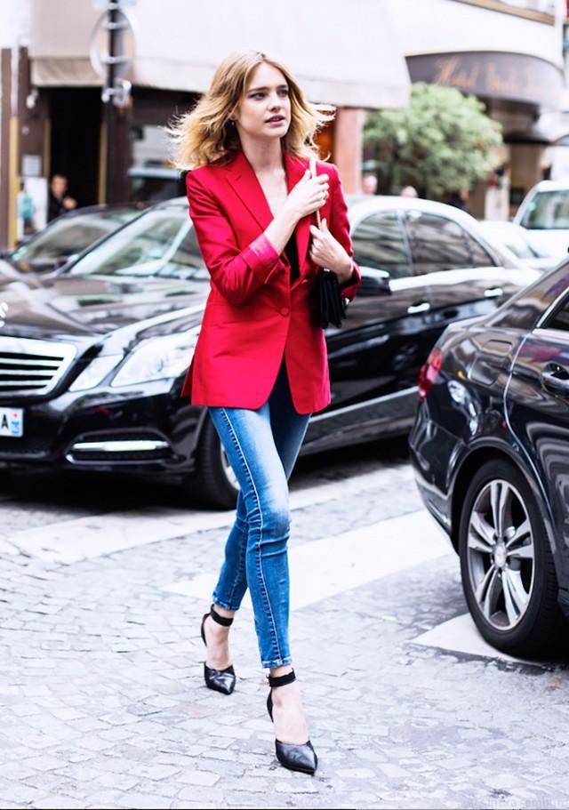 Đã mặc quần jeans mà kết hợp cùng 6 món đồ này thì đảm bảo đẹp chẳng cần lý do! - Ảnh 7.