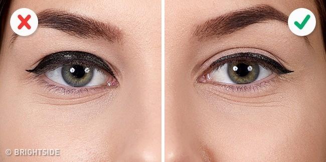 9 lỗi kẻ mắt dễ gặp phải khiến các nàng mất đi vài điểm nhan sắc - Ảnh 2.