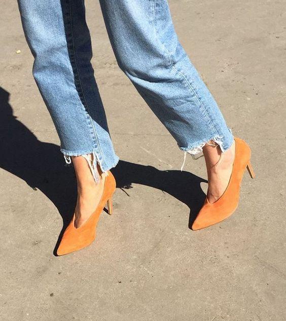 Những mẫu quần jeans sẽ làm mưa làm gió mùa Xuân/Hè 2017 này, bạn đã tìm hiểu chưa? - Ảnh 11.