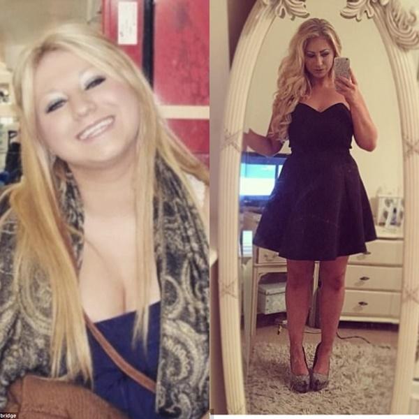 Không làm thì thôi chứ đã giảm cân thì phải từ 88 kg xuống thành người mẫu như cô này này - Ảnh 6.