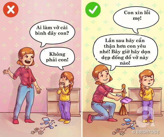 Cách ứng xử của cha mẹ thông minh trước những hành vi xấu trẻ nào cũng có - Ảnh 6.