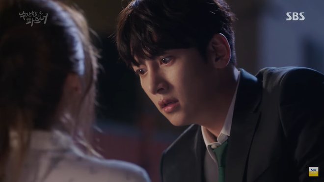 Mải lo cho bạn gái, Ji Chang Wook không ngờ một người thân đã chết như lời tiên tri - ảnh 3