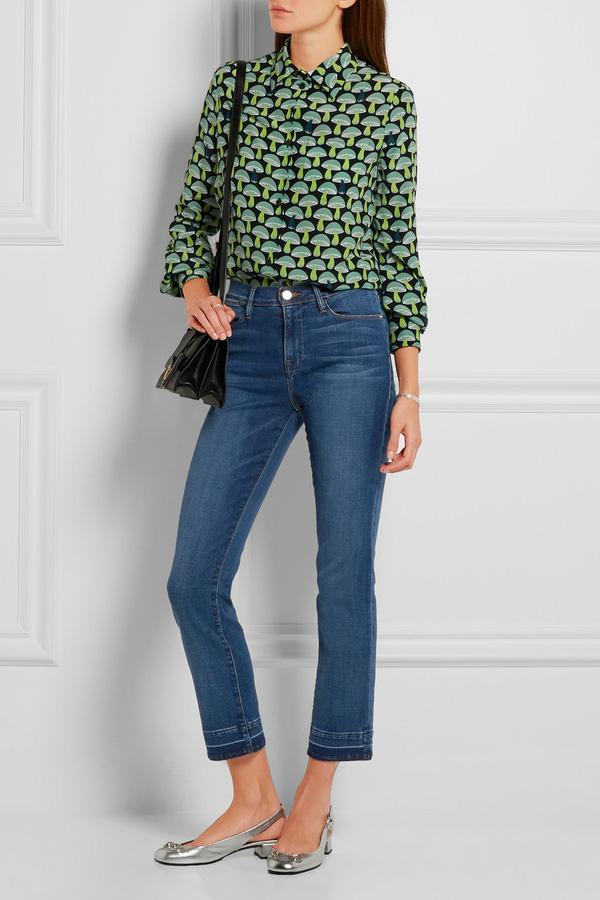 Từng kiểu quần jeans, diện cùng giày thế nào thì phải phép nhất - Ảnh 7.