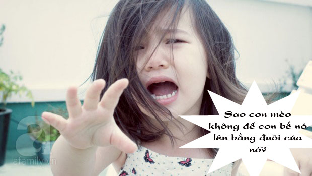 Cười ngất với 1001 lý do khiến đứa trẻ 3 tuổi mè nheo, giận dỗi - Ảnh 2.