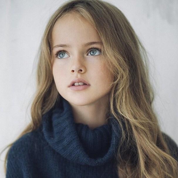 Thiên thần nhí đẹp nhất nước Nga, càng lớn càng đẹp xuất thần - Ảnh 2.