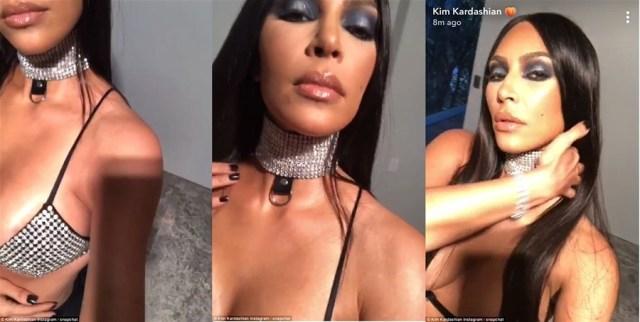 Hóa thân hết người này đến người khác, Kim Kardashian chính là nữ hoàng Halloween năm nay - Ảnh 11.
