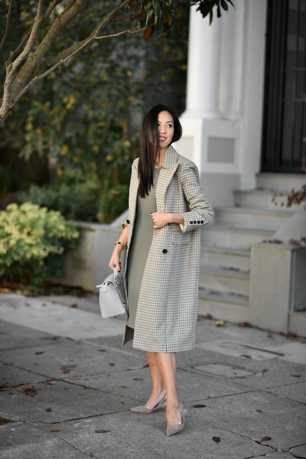 Muốn diện áo khoác kẻ thật đẹp, ắt hẳn bạn phải nghía qua street style Châu Á tuần này rồi - Ảnh 7.