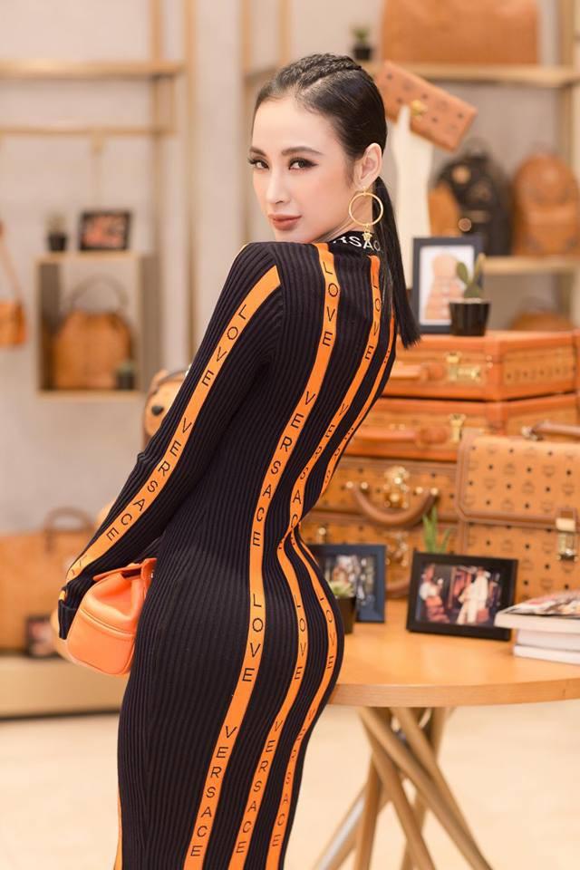 """Thay vì làm """"nữ hoàng thảm đỏ"""", năm 2017 Angela Phương Trinh chuyển mình làm """"nữ hoàng siêu vòng 3"""" - Ảnh 17."""