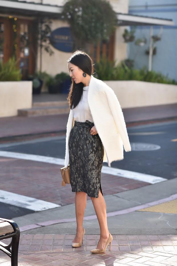 Càng cuối năm, street style của các quý cô Châu Á trông lại càng chất lừ và cực mãn nhãn - Ảnh 2.