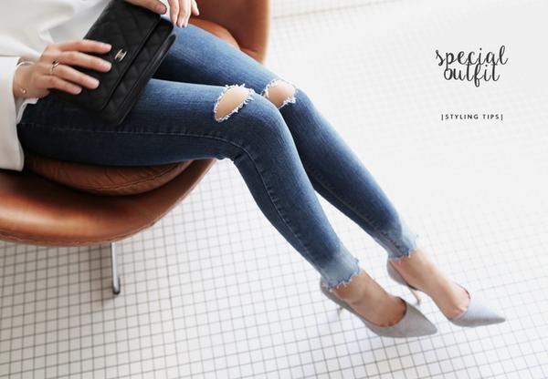 Từng kiểu quần jeans, diện cùng giày thế nào thì phải phép nhất - Ảnh 9.
