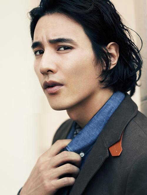 3 nam thần xứ Hàn để tóc dài nữ tính nhưng vẫn rất ngầu và đẹp xuất sắc  - Ảnh 8.