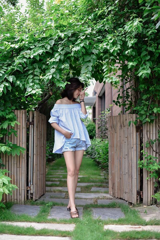 Xanh baby và những gợi ý váy áo vừa rẻ vừa đẹp đến từ các thương hiệu Việt - Ảnh 5.