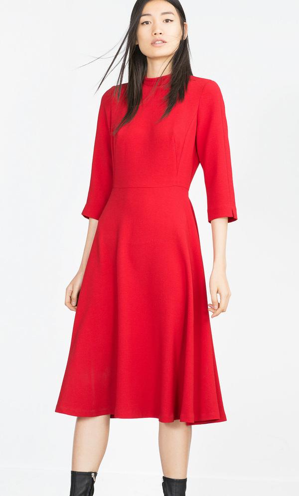 Tết này có trót tăng cân thì cũng chẳng lo lộ dáng với những thiết kế váy áo này - Ảnh 8.