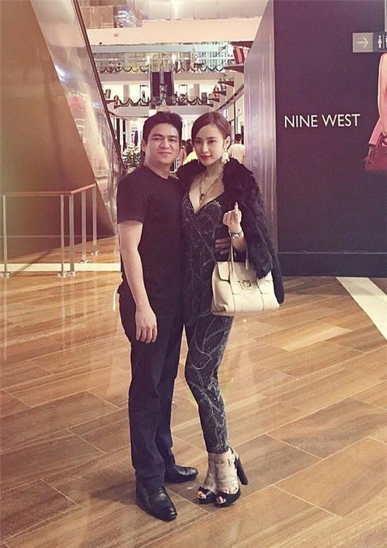 Tình cũ của Angela Phương Trinh - Chiêm Quốc Thái: Tôi với Trinh vẫn gặp nhau! - Ảnh 4.