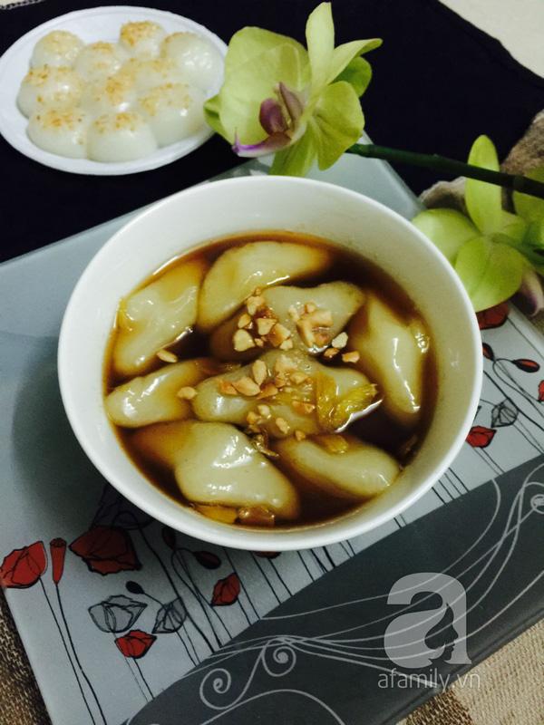 Có 10 công thức làm bánh trôi bánh chay ngon - đẹp - lạ này khỏi lo tết Hàn thực nhàm chán - Ảnh 3.