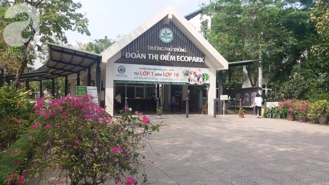 Trường Đoàn Thị Điểm Ecopark bị khiếu nại cho học sinh ăn mất vệ sinh: Vẫn nhập thực phẩm từ nhà cung cấp nhỏ, lẻ? - Ảnh 9.