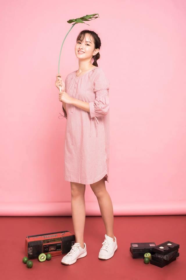 Đón thu ngọt ngào cùng những thiết kế váy liền tay lỡ mà giá chưa đến 700 ngàn đến từ các thương hiệu Việt - Ảnh 8.