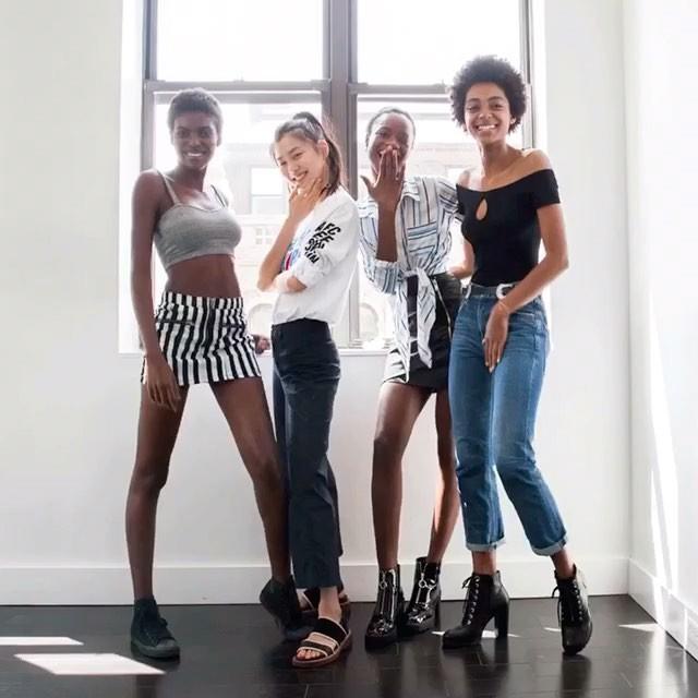 Chân dài 20 tuổi mang hai dòng máu Trung - Pháp chia sẻ cảm nhận lần đầu tiên được diễn tại Victorias Secret show 2017 - Ảnh 12.