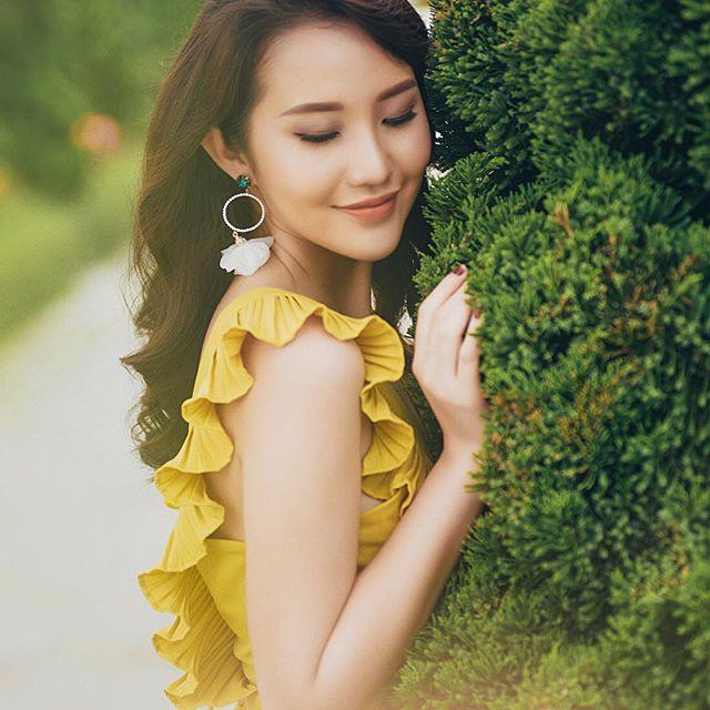 Điểm chung giữa phong cách thời trang và nhan sắc của Midu và tình mới Phan Thành - Ảnh 6.