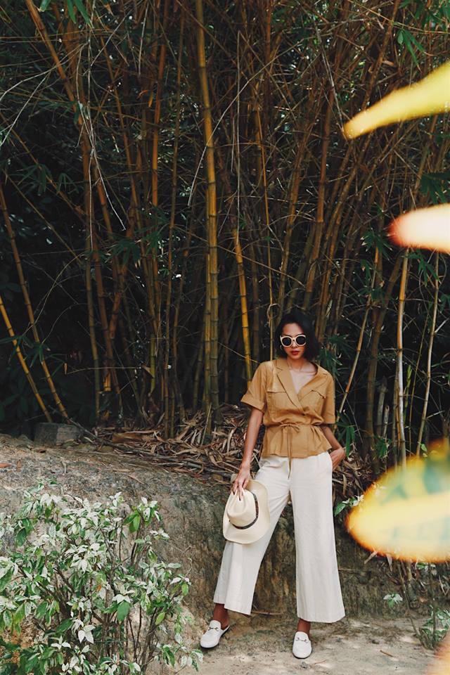 Street style sao Việt: tâm điểm tuần này chính là cả cây hồng sến sẩm của Ngọc Trinh - Ảnh 15.