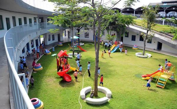 Cận cảnh ngôi trường mầm non ở Đồng Nai được xếp hạng đẹp nhất thế giới - Ảnh 14.
