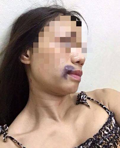Hà Nội: Sự thật đằng sau clip người đàn ông đánh vợ con gây xôn xao trên mạng - Ảnh 2.