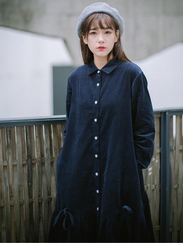 5 mẫu váy đang được các tín đồ thời trang châu Á diện nhiều nhất khi tiết trời se lạnh - Ảnh 21.