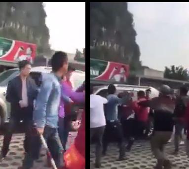 Ninh Bình: Phẫn nộ hành động nam thanh niên dùng gậy tấn công người phụ nữ đang bế con nhỏ - Ảnh 1.