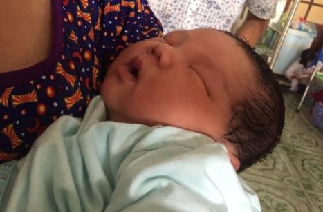 Trẻ sơ sinh cân nặng bất thường: Không phải là tín hiệu đáng mừng - Ảnh 2.