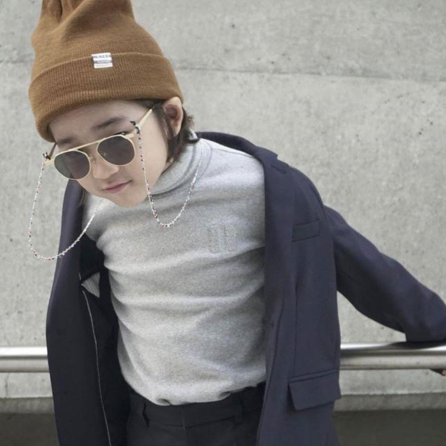 Đến tuần lễ thời trang Seoul, bạn sẽ chết mê với loạt street style chất lừ của các nhóc tì - Ảnh 13.