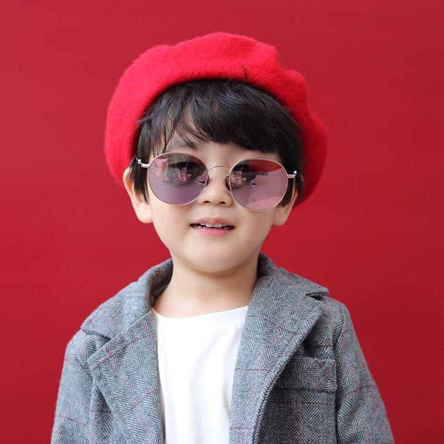 Đến tuần lễ thời trang Seoul, bạn sẽ chết mê với loạt street style chất lừ của các nhóc tì - Ảnh 10.