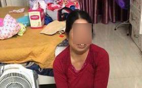 Bắt khẩn cấp người giúp việc bạo hành dã man bé gái gần 2 tháng tuổi ở Hà Nam