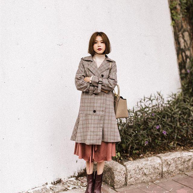 Càng cuối năm, street style của các quý cô Châu Á trông lại càng chất lừ và cực mãn nhãn - Ảnh 14.