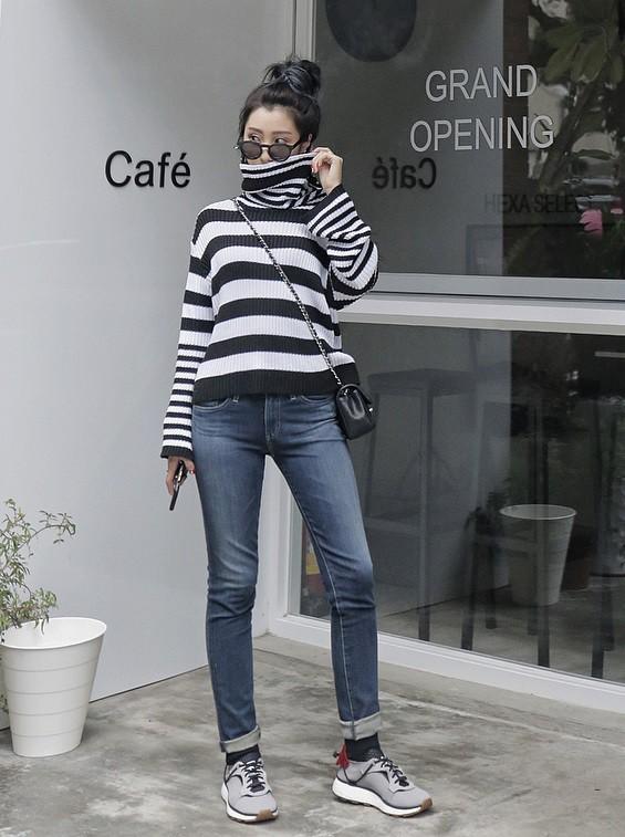 """Quên quần jeans trơn đi, còn đến 5 kiểu quần vừa đẹp vừa chất này mà các nàng nên """"bỏ túi"""" ngay - Ảnh 7."""
