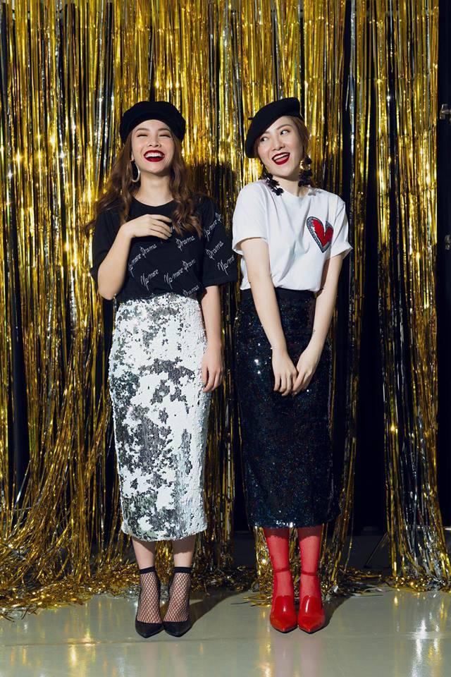 Khởi động mùa lễ hội qua những gợi ý sắc màu đến từ các người đẹp Việt - Ảnh 15.