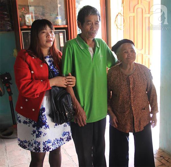 Cuộc đoàn tụ như chưa hề có cuộc chia ly của cô gái 17 năm bị bán sang Trung Quốc làm vợ vừa trở về - Ảnh 8.