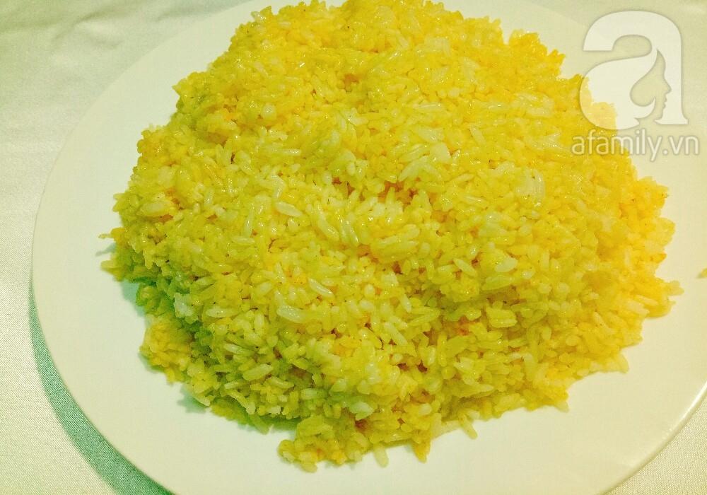 Để có món cơm chiên vàng ươm siêu hấp dẫn bạn không thể bỏ qua cách làm này - Ảnh 3