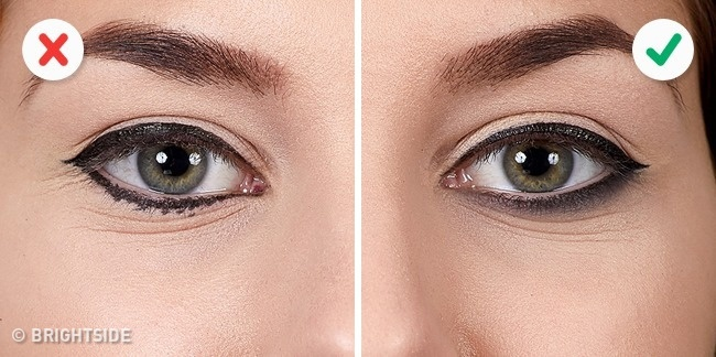 9 lỗi kẻ mắt dễ gặp phải khiến các nàng mất đi vài điểm nhan sắc - Ảnh 3.