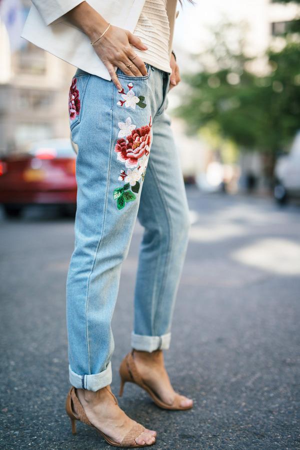 Những mẫu quần jeans sẽ làm mưa làm gió mùa Xuân/Hè 2017 này, bạn đã tìm hiểu chưa? - Ảnh 7.
