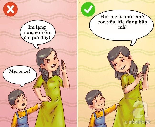 Cách ứng xử của cha mẹ thông minh trước những hành vi xấu trẻ nào cũng có - Ảnh 7.