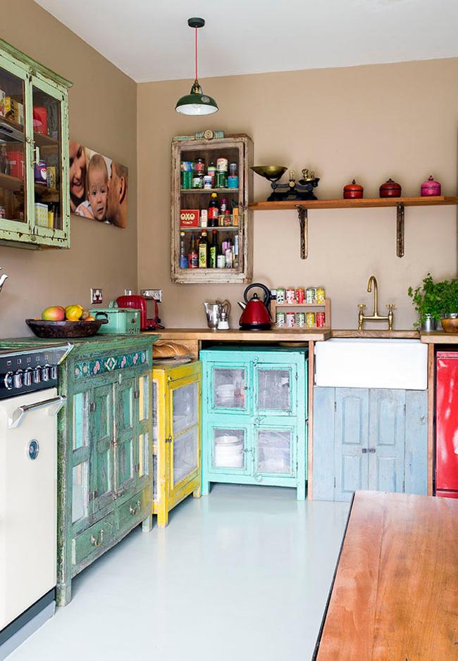 7 căn bếp nhỏ nhưng đẹp lung linh khiến ai nhìn cũng phải mê tít - Ảnh 2.