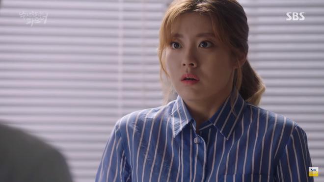 Vừa chia tay đã lại... hôn hít, không ai khác ngoài Ji Chang Wook - Nam Ji Hyun! - Ảnh 6.