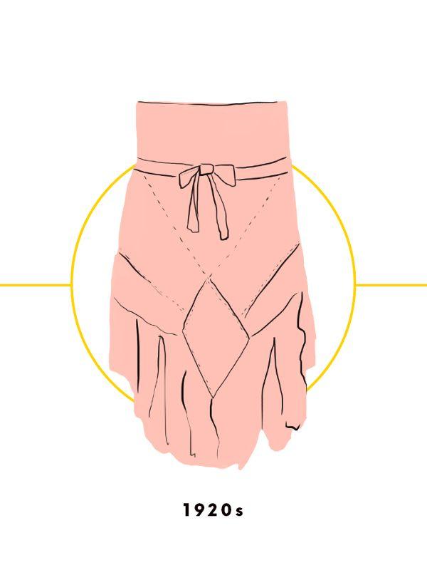 Ngược dòng về quá khứ xem sự thay đổi của chân váy qua từng thời kỳ - Ảnh 6.